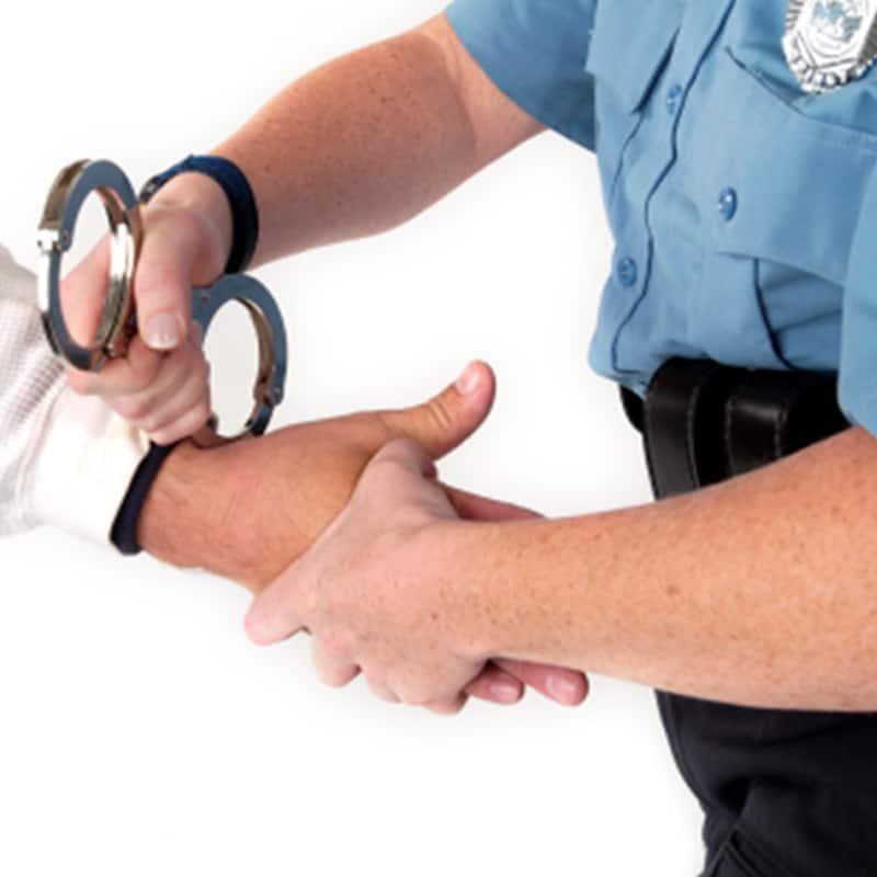 Handcuffing Basic Training