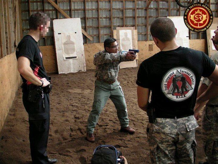 Weapons and Tactics Training 4